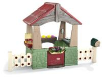 Little Tikes Home and Garden Playhouse $100