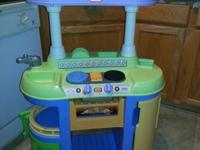 I have a Little tikes intelli tikes talking kitchen for