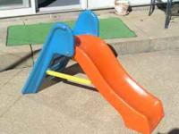 Little Tikes Slide. Kids have outgrown it. Email or