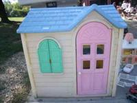 "Great playhouse in ""well taken care of"" condition. Will"