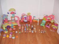 I have for sale a large assortment of Littlest Pet Shop