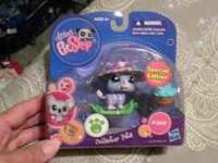 brand new littlest pet shop toys brand new several to
