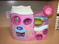 Littlest Pet Shop House - very Cute - $5.00  or