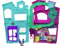 It's time to launch your Littlest Pet Shop friends into