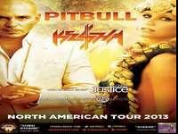 Live Nation Presents Pitbull and Ke$ha Saturday June