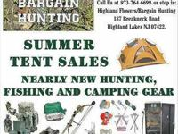 Highland Bargain Hunting now open! The locations only