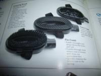 """Groomex"" grooming system accessories and tools. A"