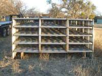 Economy livestock panels that are quality built. these