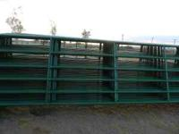 We have high quality corral panels and gates for sale.