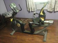I have a livestrong 6.0 r recumbent exercise bike.