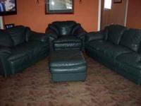 I have a living room (4 pieces) for sale in good