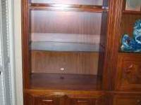 I have a living room cabinet for sale that we bought at