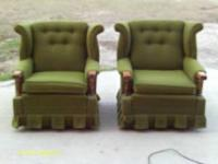 Living Room Chairs   $100 (hickory)