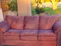 Couch & Love (offered together) $325.00. Rocking