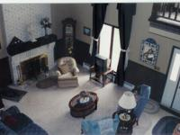 French Provincial Living Room Set 4 Pieces Must See