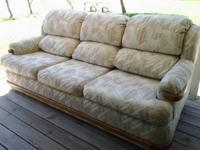 Good living-room furniture for sale. Matching sofa,