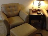 What's for sale is a four piece furniture set made by