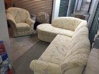 This is a great living room furniture set, used for