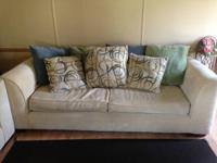 Sofa, loveseat, recliner, table set for sale.. 450$ for
