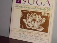 Like new. Softcover. Copyright 1993 by Yoga Journal.