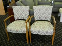 Livingroom Or Bedroom Chairs   $100 (60/40 Furniture Consignment,.