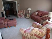 This sofa set is in like new condition. We will include