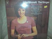 Today we have for you LIZA MINNELLI THE SINGER You're
