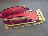 LL Bean Sled Toboggan $52.99 Smarty Pants Stores has