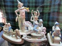 Great Images of Children in Porcelain with Colors