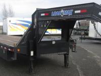 Load Max Low-Pro Gooseneck 40' 25,900lb GVWR 12,000lb