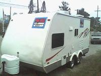 This is a loaded 2007 - 18' Fun Finder Travel Trailer