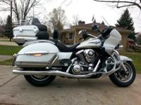 2013 Kawasaki Vulcan 1700 VOYAGER ABS. Eye Catching Two