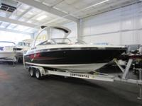 ALMOST LIKE NEW - LOADED 2014 LARSON 238 LXi WITH ONLY