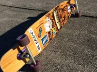 Hey, selling my Loaded Bhangra Longboard, this board