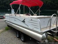 2013 Tahoe Cascade Cruise-24' X 8.5'. This is a BIG,