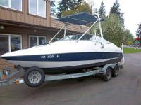 Clearanced Priced for boat show special! 1999 Seaswirl