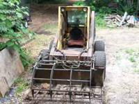 Early 1980's model Newer Motor Runs Great, Includes