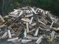 WE HAVE TRUCK LOADS OF FIREWOOD SPLIT AND READY FOR