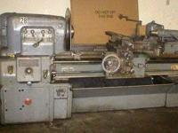 lodge & shipley lathes in this condition they dont stay