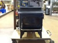 I'm selling a very nice Lodi wood burning stove. Built