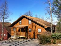 We have a cabin for rent in Sevierville TN  nightly or
