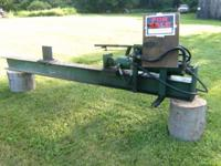 $300.00 or best offer-- big hydraulic ram/cylinder--was