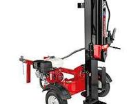 LOG SPLITTER RENTALS!! LOG SPLITTER RENTALS!! -