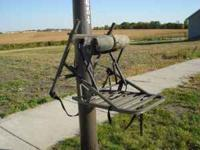 Porta Climb Treestand For Sale In Minnesota Classifieds Buy And