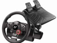 Logitech Driving Force GT Racing Wheel for PS3 in