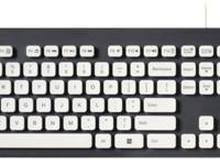 Brand new, sealed Logitech K310 Washable Keyboard. Full