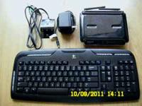 I have a logitech wireless keyboard and a Belkin