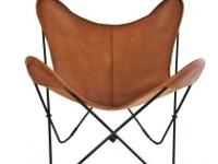 The B.K.F butterfly chair is the ironic mid century