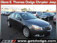 2011 Buick Regal CXL RL6. Thank you for your interest