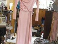 FOR SALE: 6- LONG DRESSES --FLOOR LENGTH. GREAT FOR